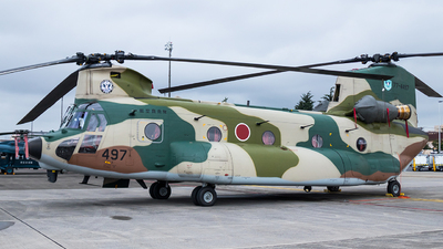 77-4497 - Kawasaki CH-47J Chinook - Japan - Air Self Defence Force (JASDF)