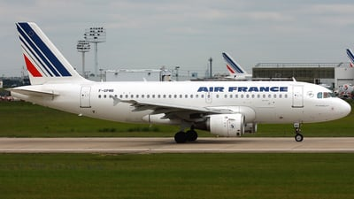 F-GPMB - Airbus A319-113 - Air France