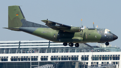 50-88 - Transall C-160D - Germany - Air Force