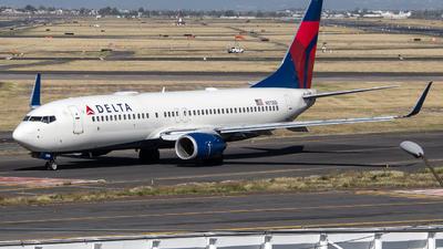 N3735D - Boeing 737-832 - Delta Air Lines