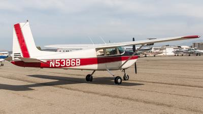 A picture of N5386B - Cessna 182 Skylane - [33386] - © Alex Crail
