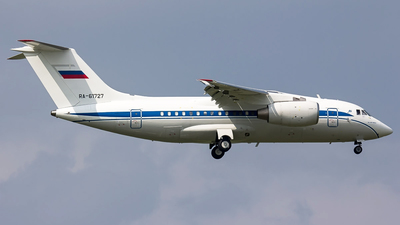 RA-61727 - Antonov An-148-100E - Russia - Federal Security Service