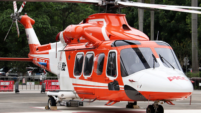 B-70TJ - Agusta-Westland AW-139 - Shanghai Kingwing General Aviation