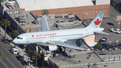 C-FGYL - Airbus A320-211 - Air Canada