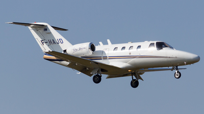 F-HAJD - Cessna 525 CitationJet 1 - Star Service International