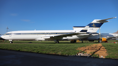 A picture of HZAB3 - Boeing 7272U5 - [22362] - © Dave Potter