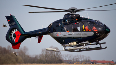 A picture of DHTMC - Airbus Helicopters H135 - HTM Helicopter Travel Munich - © Leon Knipp