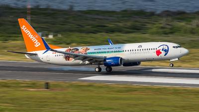 C-GKVL - Boeing 737-8FN - Sunwing Airlines