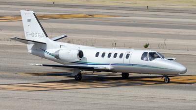 F-GGGA - Cessna 550 Citation II - VallJet