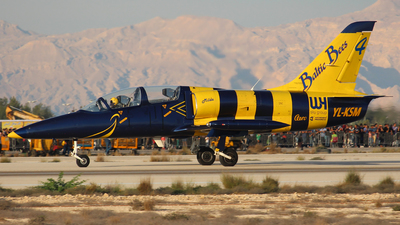 YL-KSM - Aero L-39C Albatros - Baltic Bees Jet Team