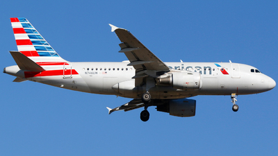 A picture of N746UW - Airbus A319112 - American Airlines - © Alec Mollenhauer
