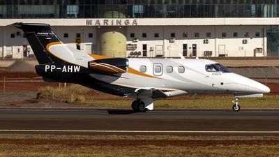 A picture of PPAHW - Embraer Phenom 100 - [50000328] - © Fabricio Lucio