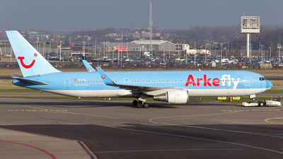 PH-OYE - Boeing 767-304(ER) - ArkeFly