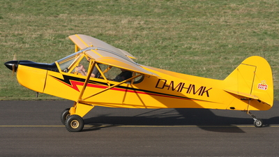 D-MHMK - Zlin Savage Cub - Private