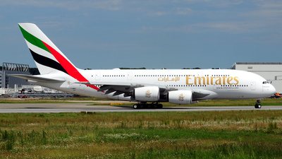 A picture of FWWAD - Airbus A380 - Airbus - © Felix Goetting