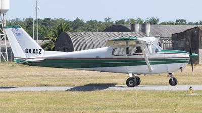 CX-AYZ - Cessna 172B Skyhawk - Aerosur - Escuela de Vuelo