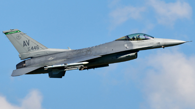 88-0466 - General Dynamics F-16CG Fighting Falcon - United States - US Air Force (USAF)