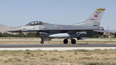 94-0093 - Lockheed Martin F-16C Fighting Falcon - Turkey - Air Force