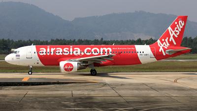HS-ABY - Airbus A320-214 - Thai AirAsia