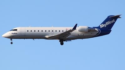N879AS - Bombardier CRJ-200ER - SkyWest Airlines