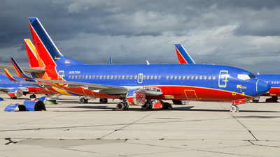 N387SW - Boeing 737-3H4 - Southwest Airlines