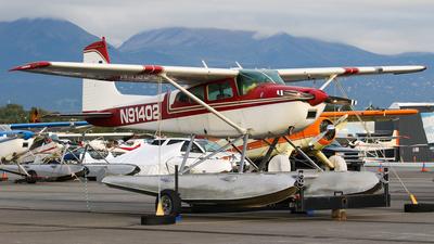 A picture of N91402 - Cessna 180H - [18052070] - © C. v. Grinsven