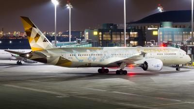 A picture of A6BLI - Boeing 7879 Dreamliner - Etihad Airways - © Abdurahman N.