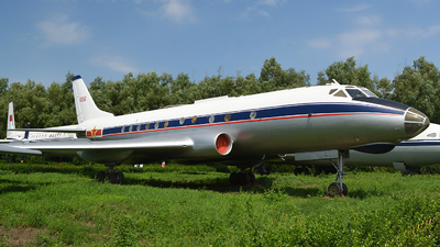 50256 - Tupolev Tu-124 - China - Air Force