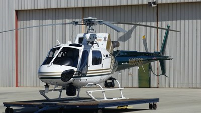 N997SD - Airbus Helicopters H125 - United States - Riverside County Sheriff, California