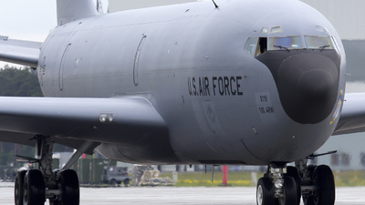 58-0118 - Boeing KC-135R Stratotanker - United States - US Air Force (USAF)