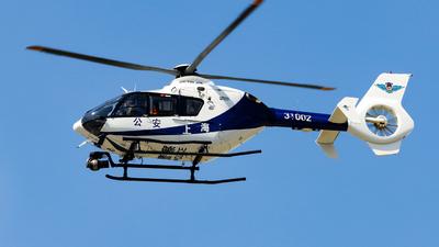 31002 - Eurocopter EC 135 - China - Shanghai Municipal Public Security Bureau Police Aviation Force