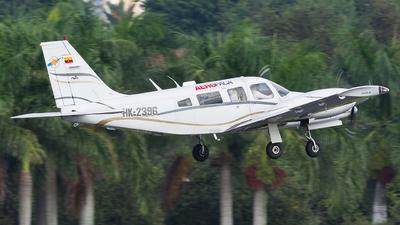 HK-2396 - Piper PA-34-200T Seneca II - AeroPaca