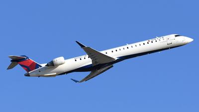 A picture of N909XJ - Mitsubishi CRJ900LR - Delta Air Lines - © DJ Reed - OPShots Photo Team