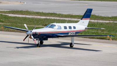 N5EQ - Piper PA-46-350P Malibu Mirage - Private
