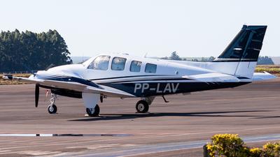 PP-LAV - Beechcraft G58 Baron - Private