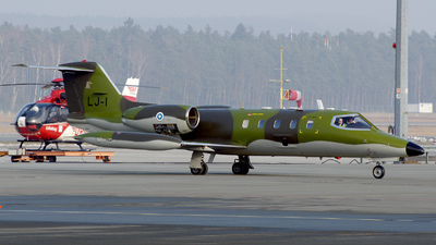 LJ-1 - Bombardier Learjet 35A/S - Finland - Air Force