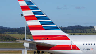 N389AA - Boeing 767-323(ER) - American Airlines