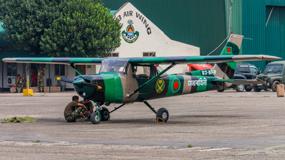 S3-BFR - Cessna 152 II - Bangladesh - Army Aviation
