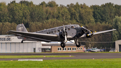 HB-HOT - Junkers Ju-52/3m - Ju-Air