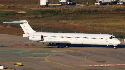 N158JP - McDonnell Douglas MD-88 - Untitled