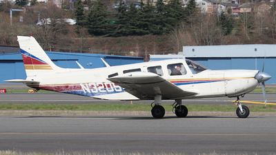 N32090 - Piper PA-32-300 Cherokee Six - Private