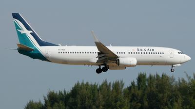 9V-MGA - Boeing 737-8SA - SilkAir