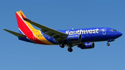 A picture of N222WN - Boeing 7377H4 - Southwest Airlines - © Hector Rivera-HR Planespotter