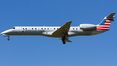 A picture of N608LM - Embraer ERJ145LR - American Airlines - © Conor Clancy