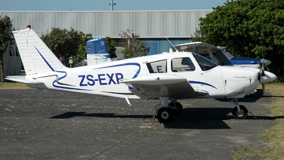 ZS-EXP - Piper PA-28-180 Cherokee C - Cape Town Flying Club