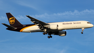 N432UP - Boeing 757-23A(PF) - United Parcel Service (UPS)