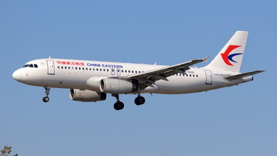 B-6585 - Airbus A320-232 - China Eastern Airlines