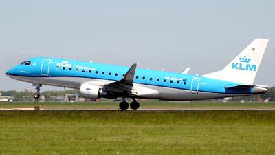 PH-EXN - Embraer 170-200STD - KLM Cityhopper