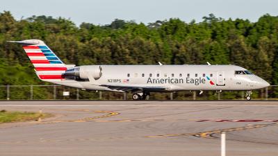 N218PS - Bombardier CRJ-200ER - American Eagle (PSA Airlines)