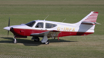 A picture of GIMPX - Rockwell 112B Commander - [512] - © BaszB